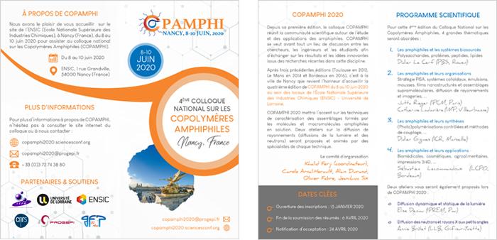 Flyer COPAMPHI